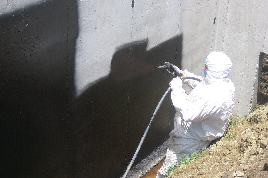 Gmx Ultra Shield Waterproofing Membrane Concrete