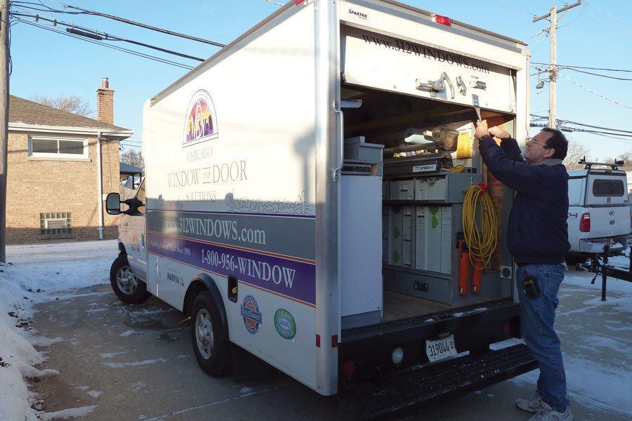 An Efficient Box Truck Build Out Jlc Online Jobsite