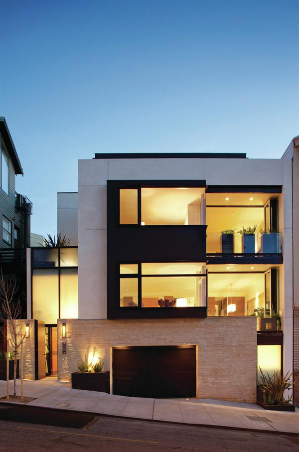 Altitude adjustment custom home magazine san francisco for Modern home builder magazine