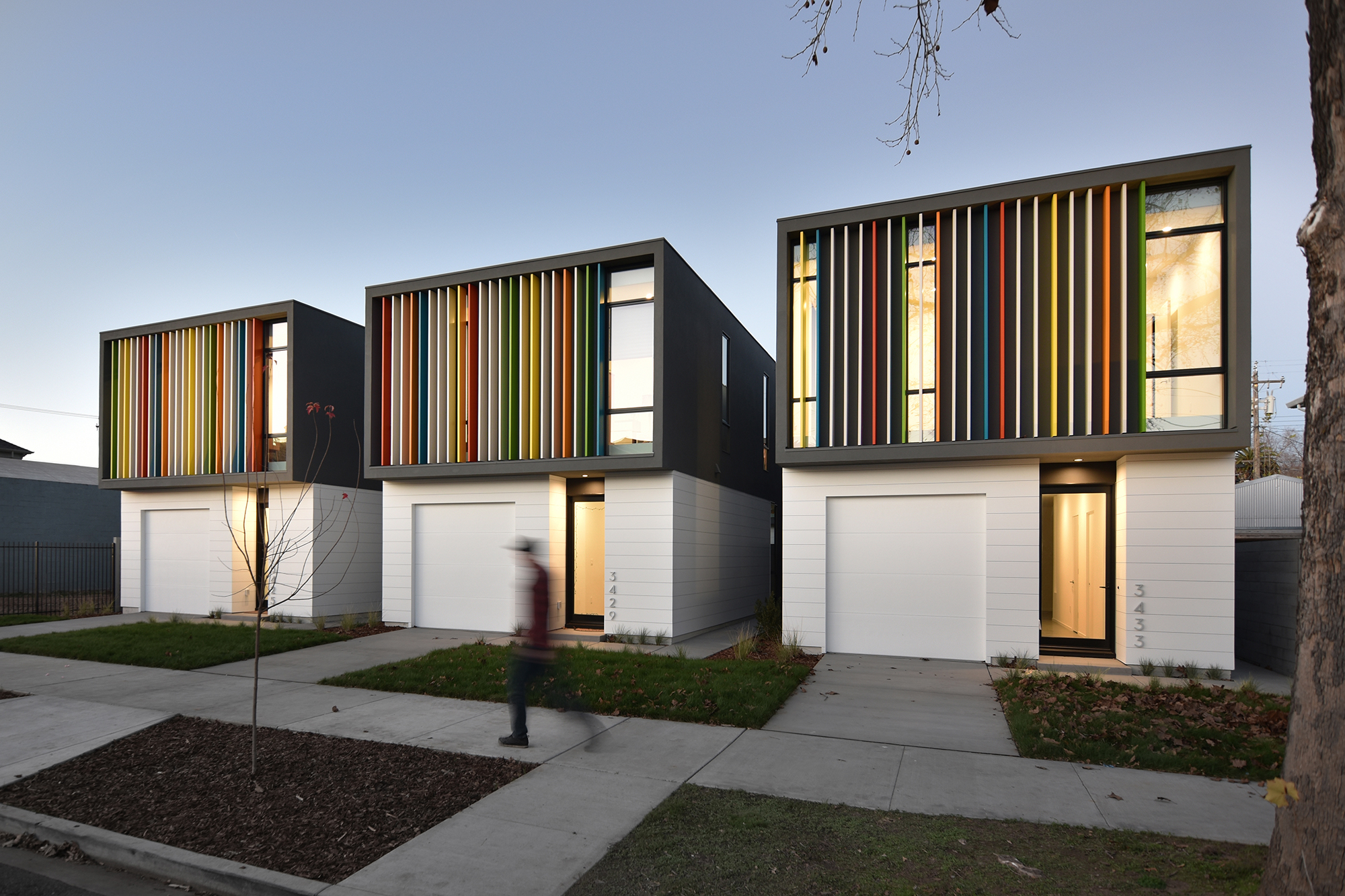 Oak Park Housing By Johnsen Schmaling Architects