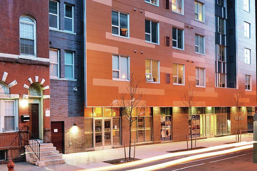 Senior Housing Merit John C Anderson Apartments Multifamily