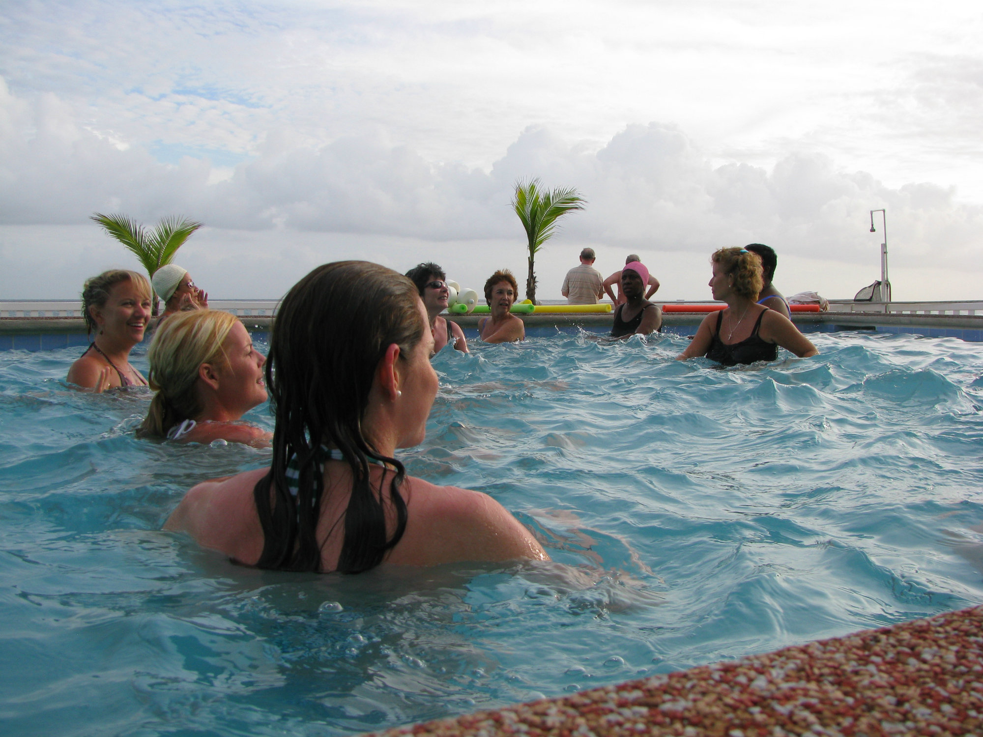 Health Spotlight Water Exercise For Low Back Pain Pool