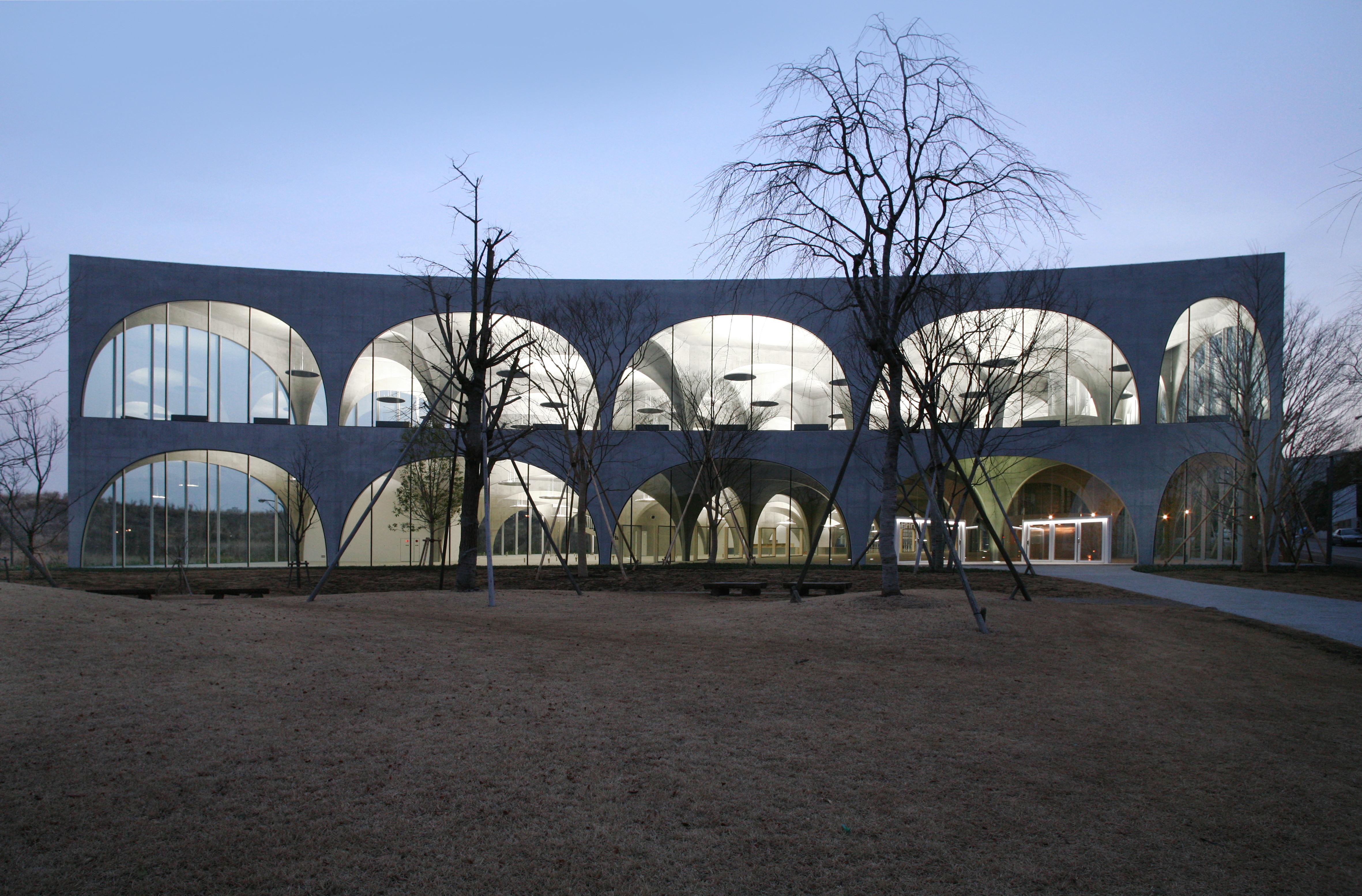 Tama Art University Library Architect Magazine