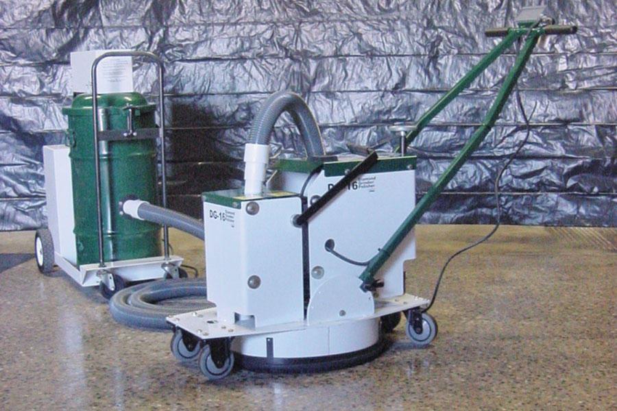 Bw Manufacturing Dg 16 Diamond Grinding And Polishing