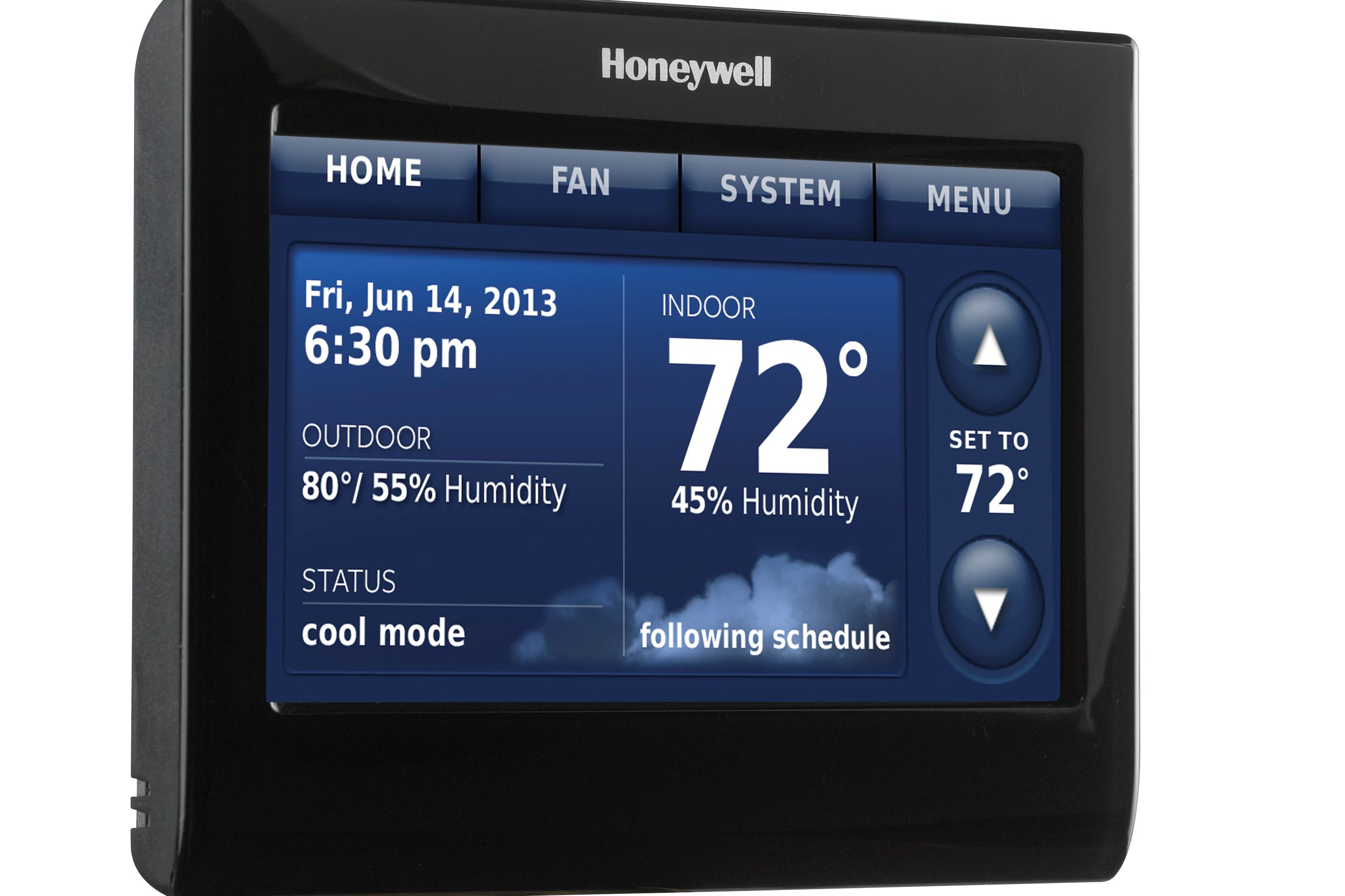 Product Prestige Thermostat From Honeywell Ecobuilding