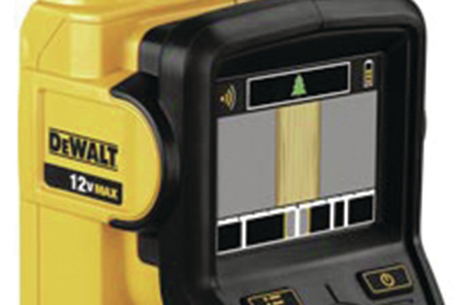 X-Ray Vision: DeWalt 12-Volt Lithium Ion Max Hand-Held Radar