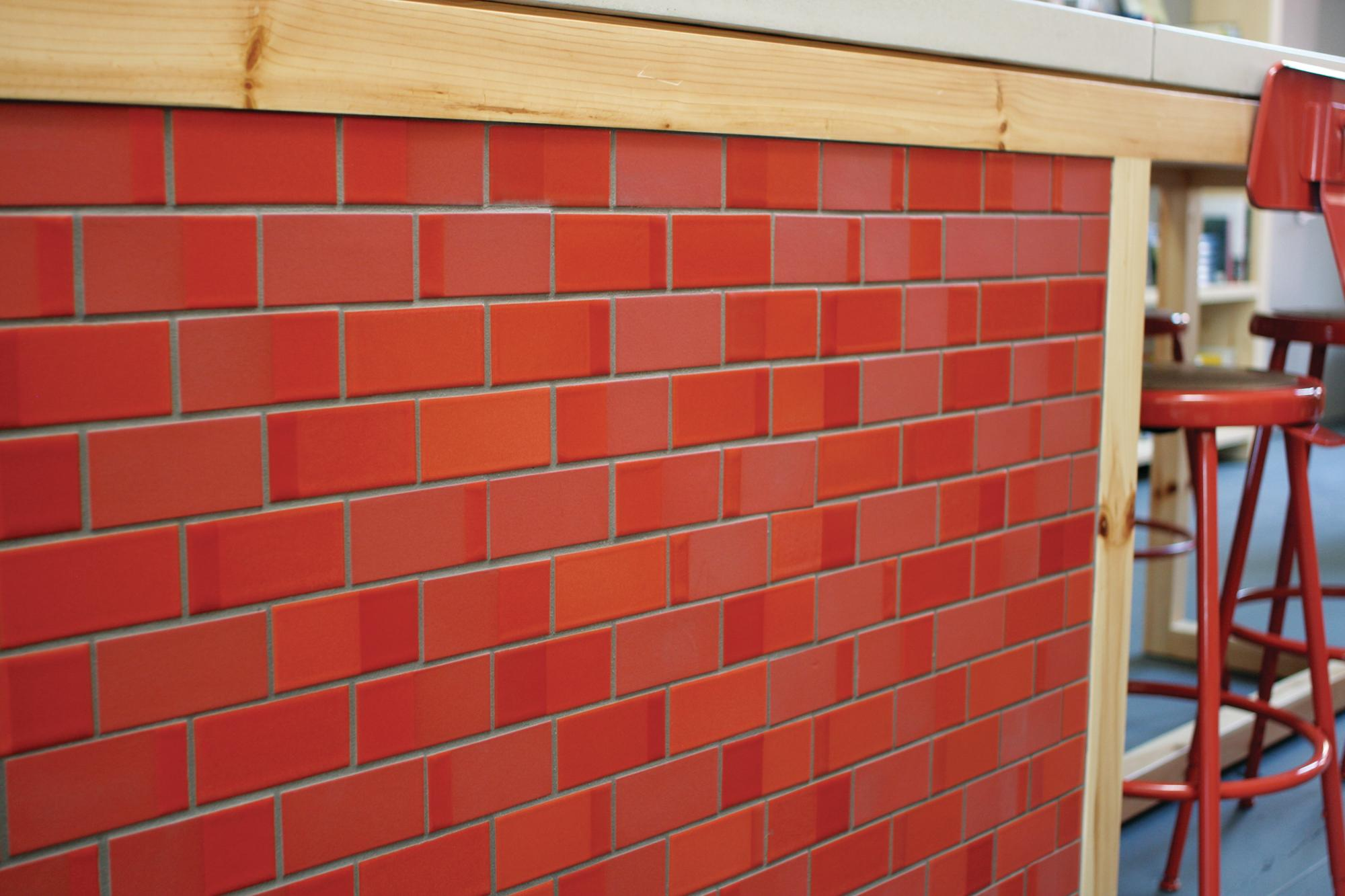 Heath Ceramics Dual-Glazed Tile Collection | Remodeling