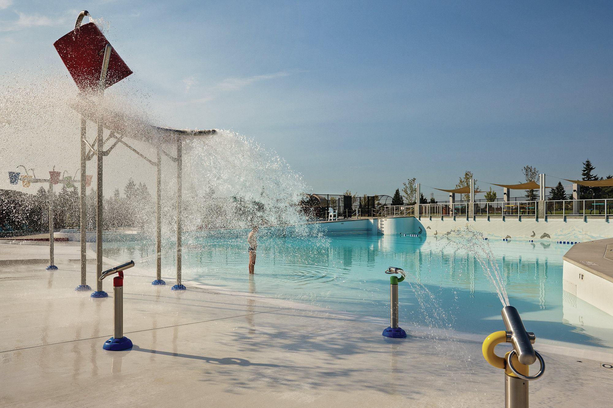 Kandle Park Amp Pool Receives Honor Aquatics International