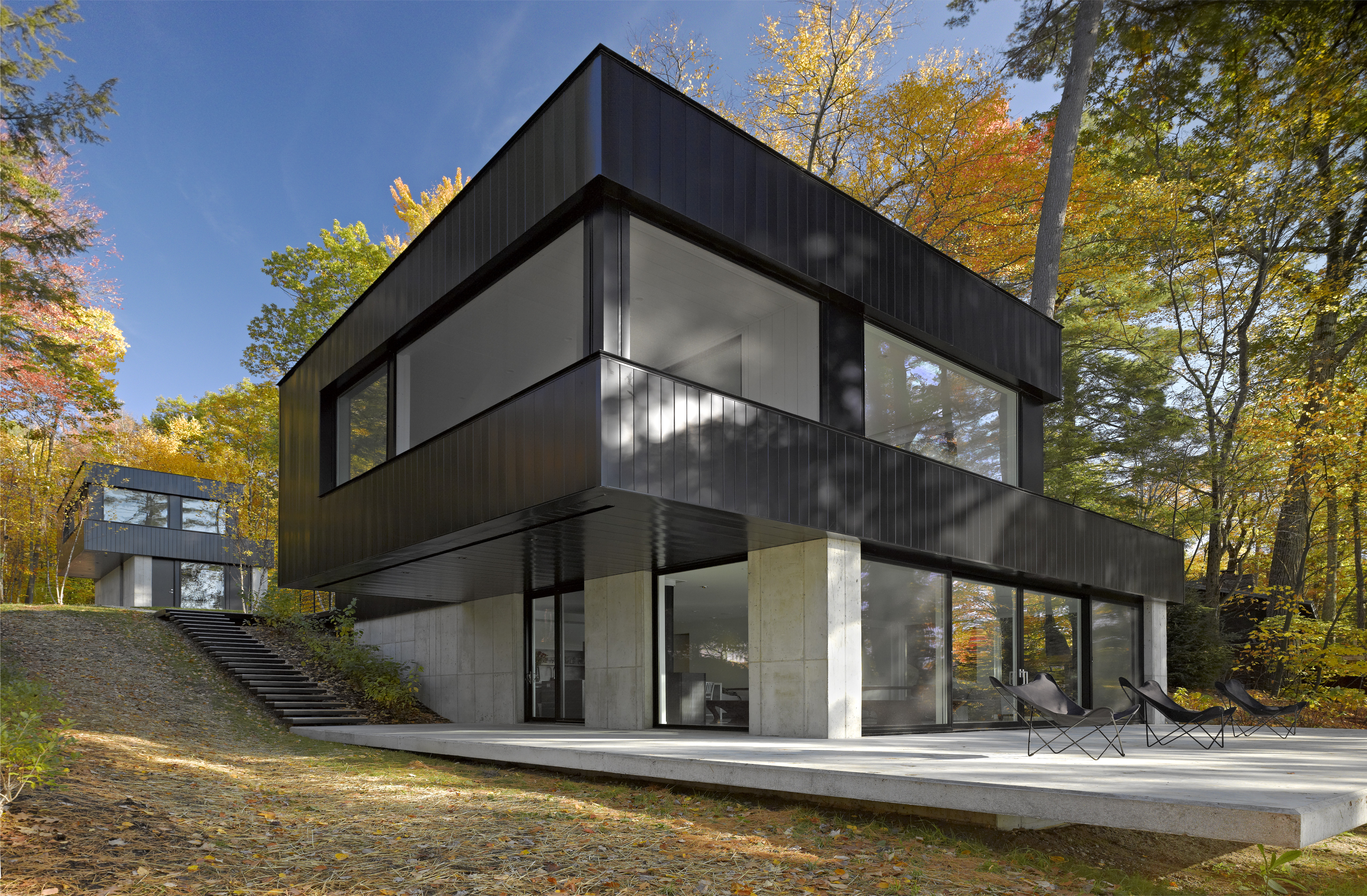 Cantilever House | Architect Magazine | Birdseye Design, Leicester