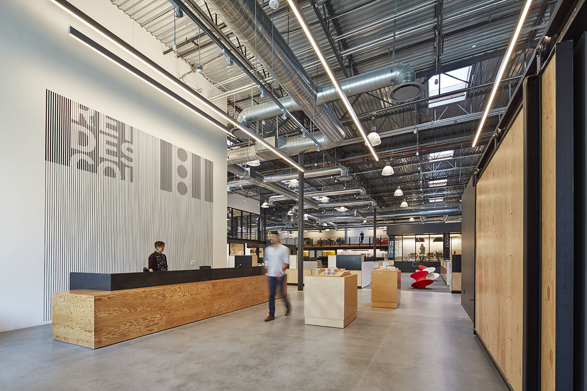 Rdc S111 Urban Office Architect Magazine Retail Design