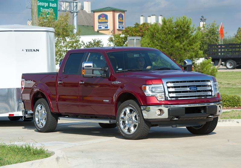 2005 ford f150 truck recalls
