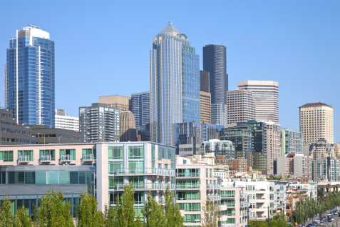 Seattle Rents Have Skyrocketed Since Amazon Came To Town