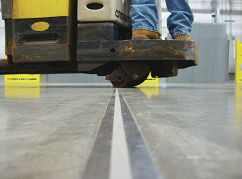 Discussing Joint Free Floor Slabs At World Of Concrete