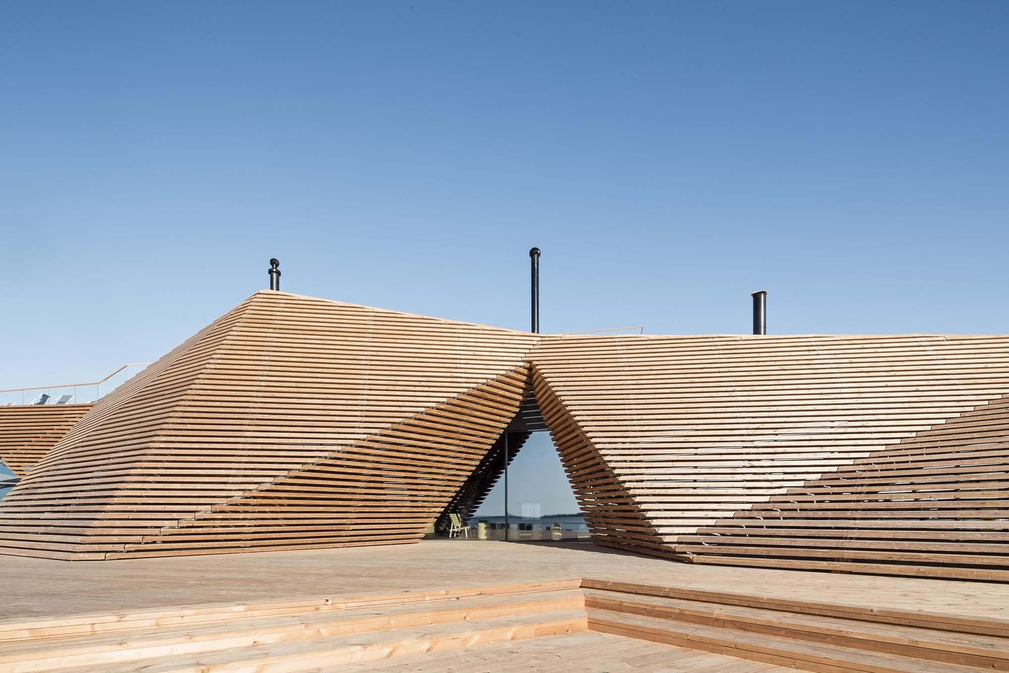 Architect Magazine: Löyly in Helsinki, Finland
