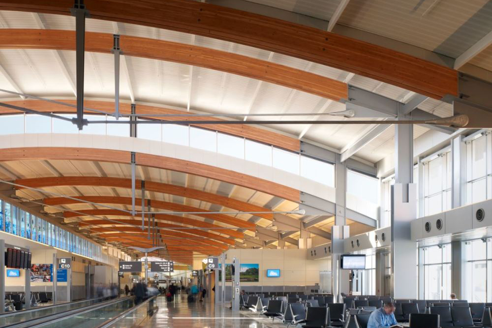 Raleigh Durham International Airport Terminal C