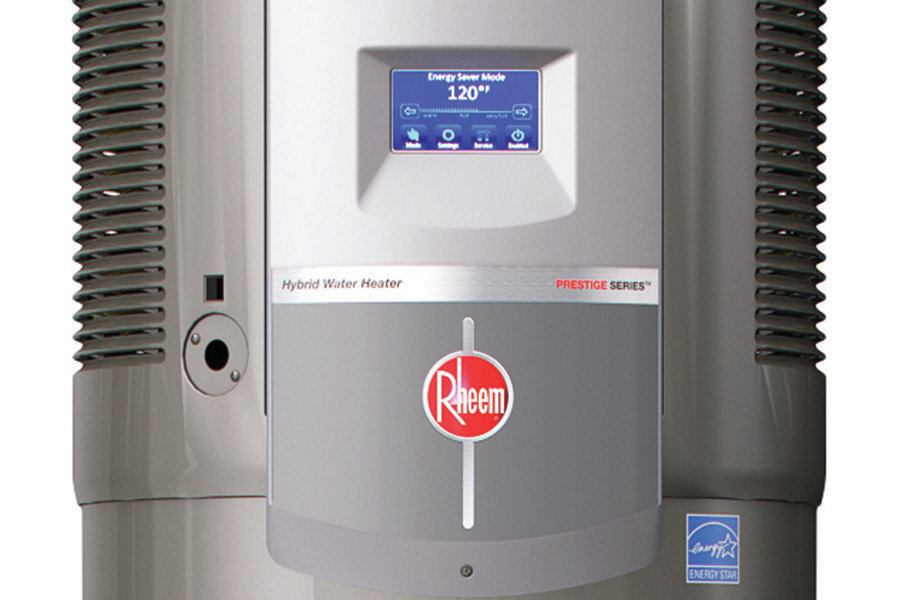 Rheem Hybrid Electric Heat Pump Jlc Online Water