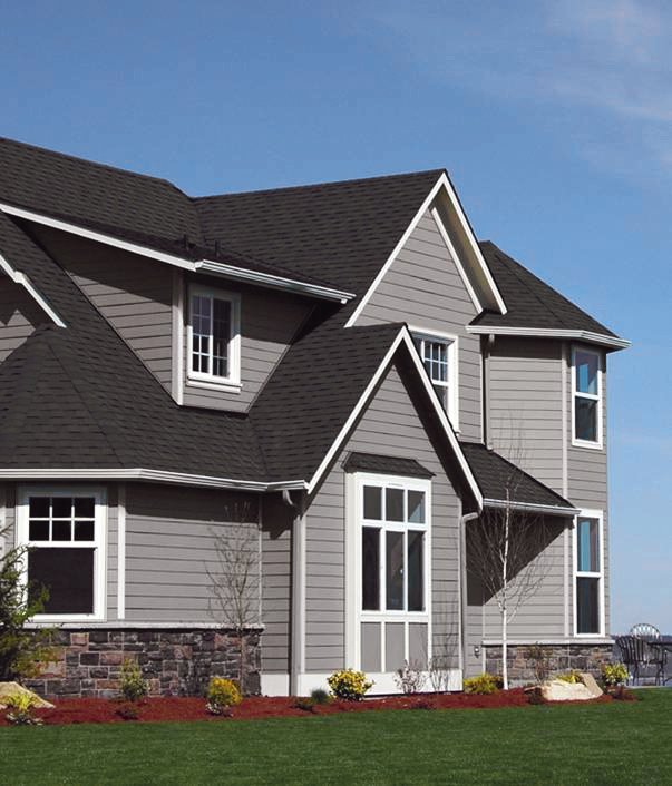 Certainteed Vytec Yukon Board Premium Insulated Siding
