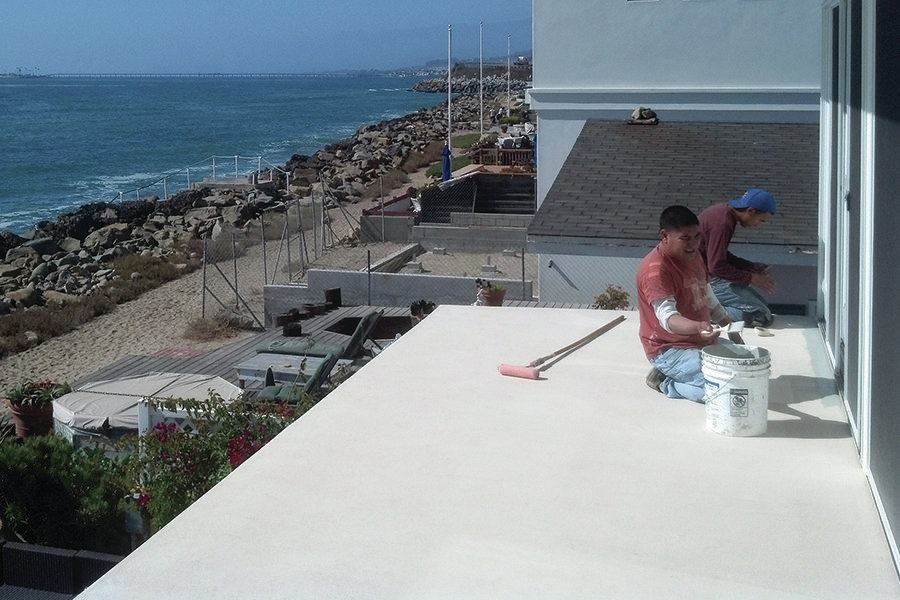 Building Waterproof Roof Decks Professional Deck Builder