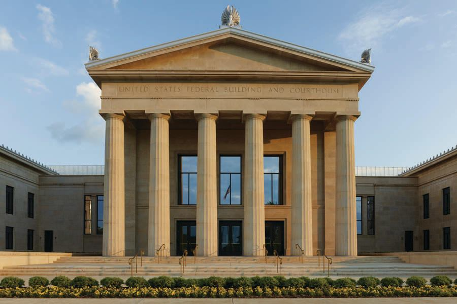 Tuscaloosa Federal Building and Courthouse | Architect ...