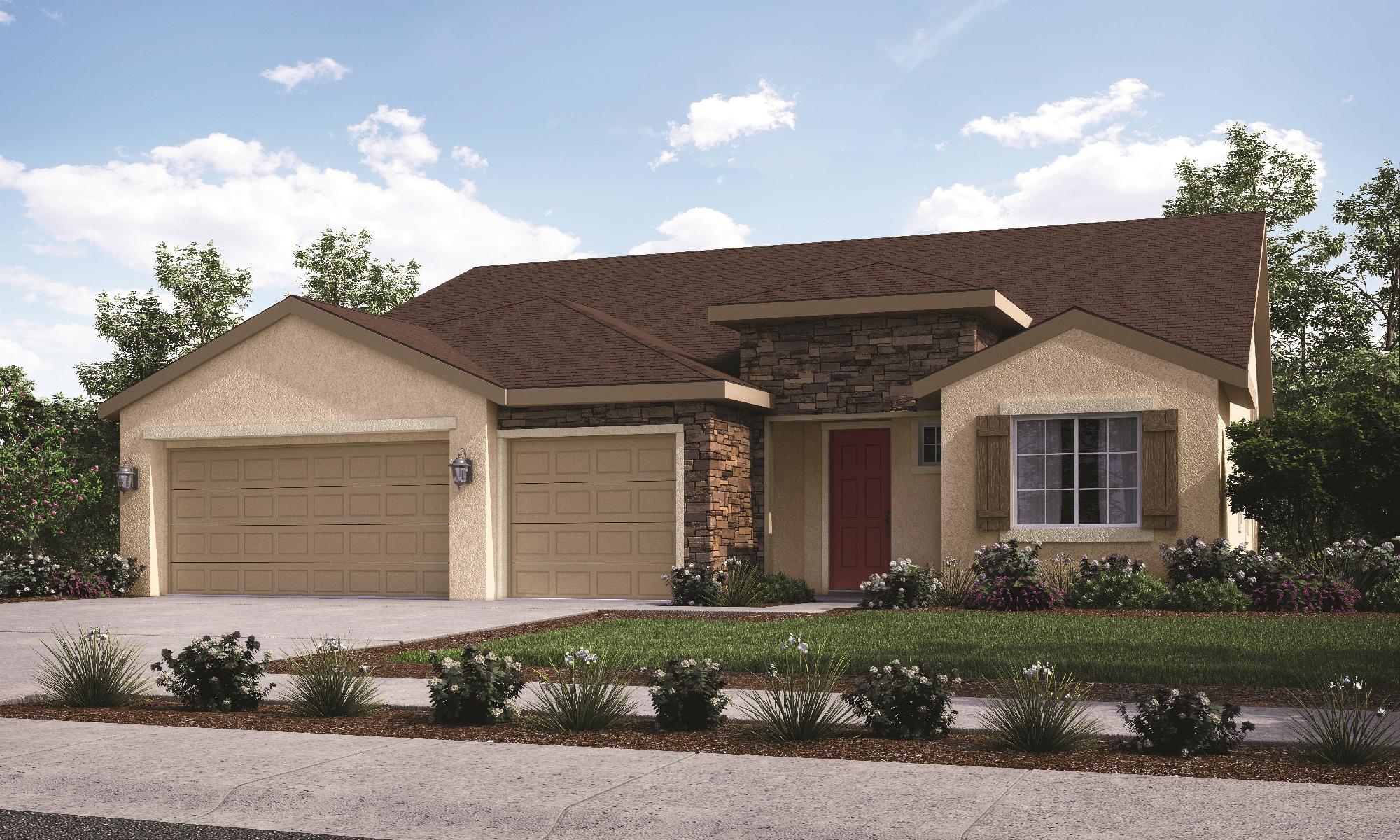 Sjv Homes Starts Model Home Construction In Chandler Park