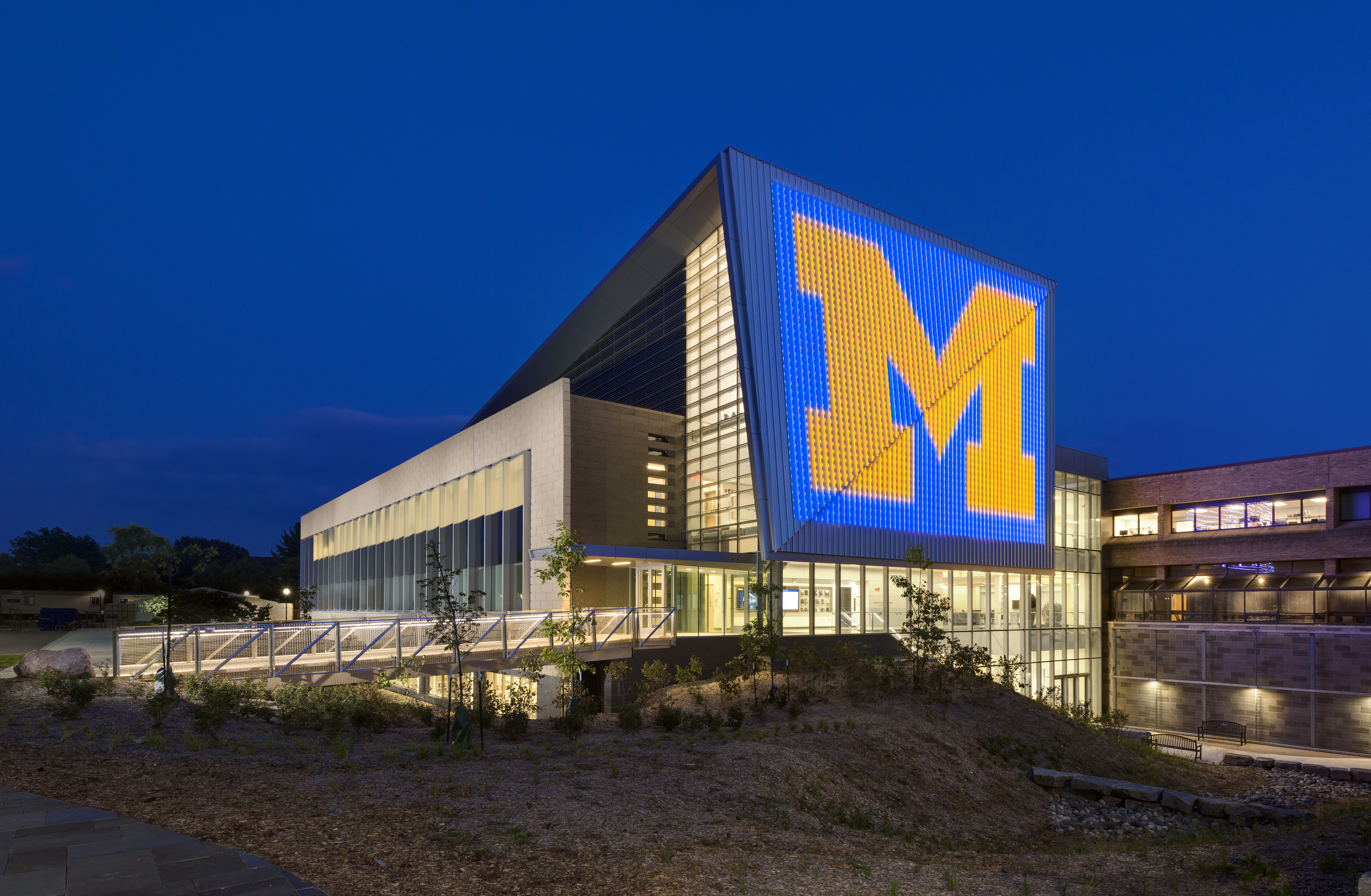 GG Brown Building Addition | Architect Magazine | Integrated Design  Solutions, Perkins+Will, Ann Arbor, MI, USA, Education, Addition/Expansion,  ...