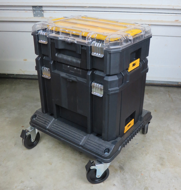 Dewalt Tstak Trolley And Cart Tools Of The Trade