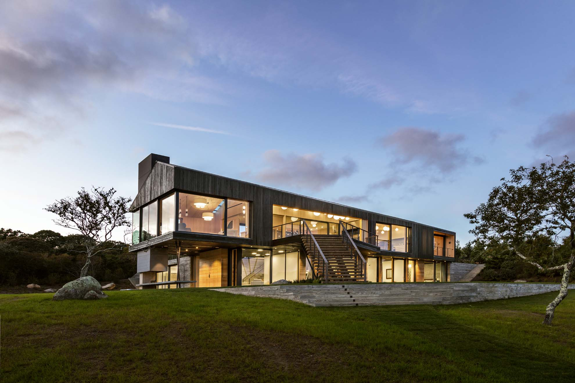 Chilmark House Architect Magazine Schiller Projects