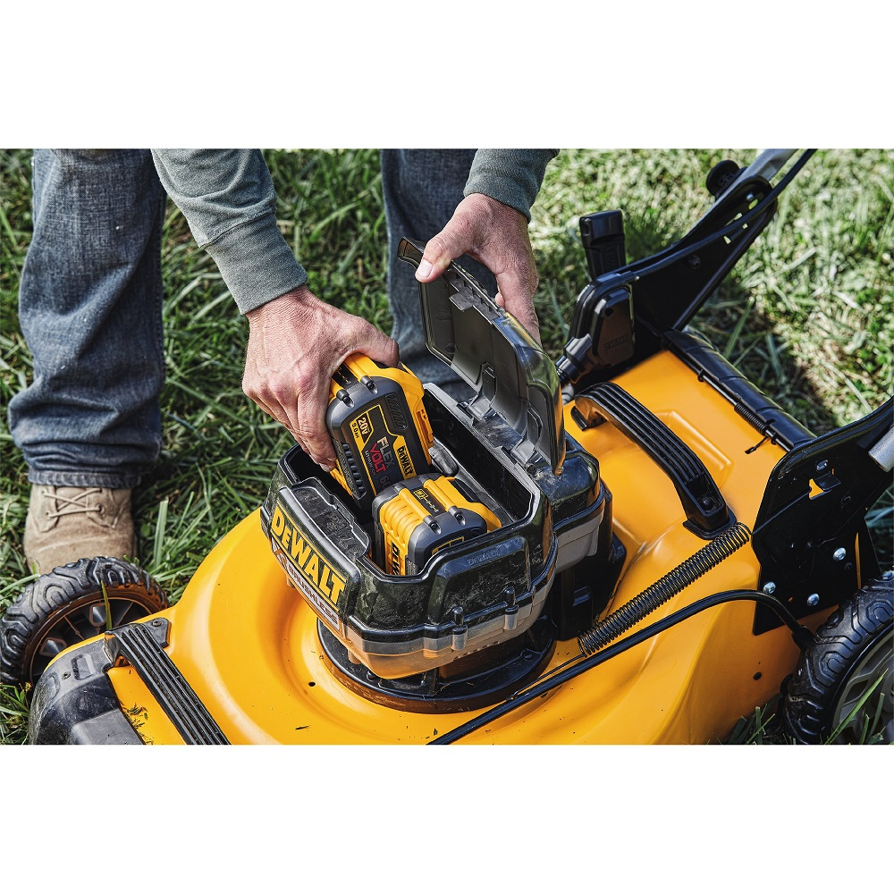 Electric Lawnmowers Professional Deck Builder Tools
