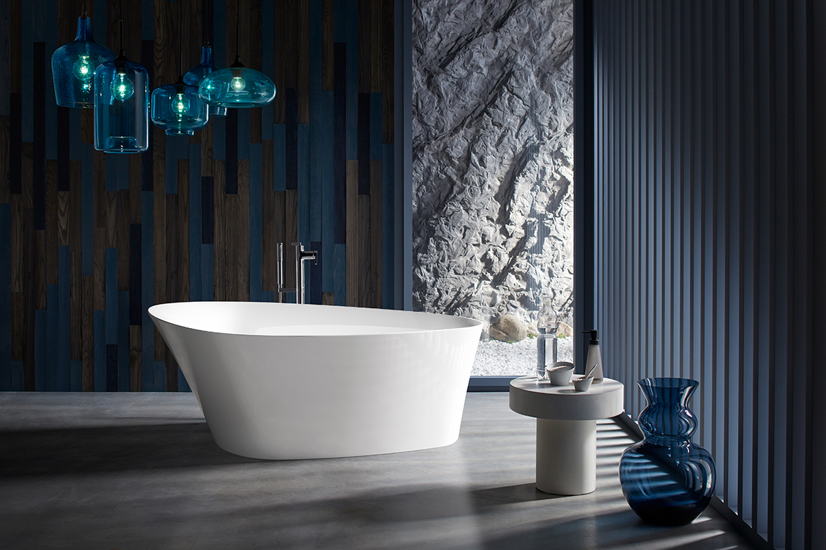 Veil Tub By Kohler Architect Magazine Products Bath