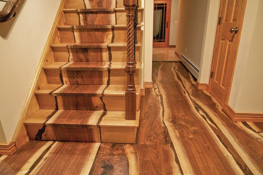 Lively Live Edge Floor Jlc Online Flooring Wood