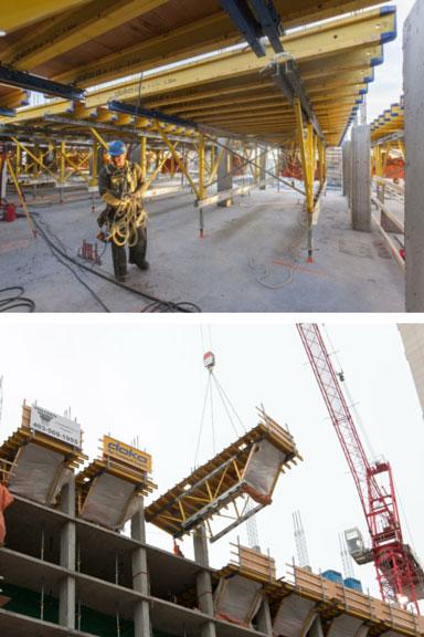 Doka Truss Table Concrete Construction Magazine