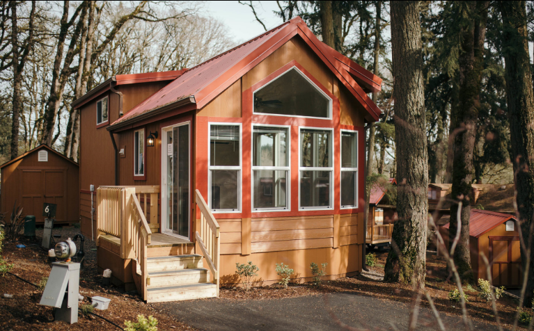 Tiny Home Community Receives 10 25m Loan Architect
