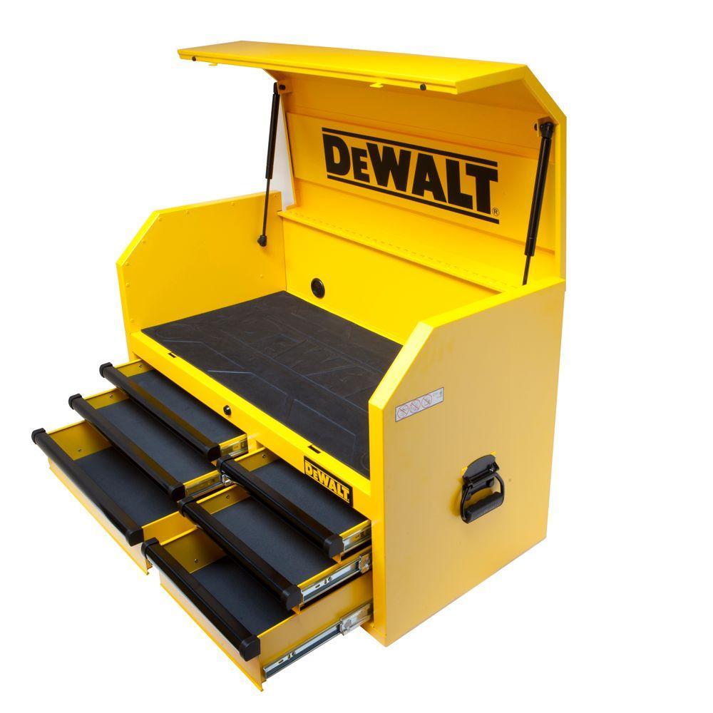 Dewalt Metal Storage System Tools Of The Trade Tool