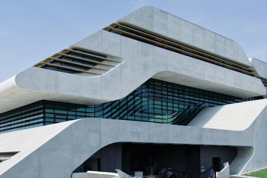 Pierresvives Designed By Zaha Hadid Architects