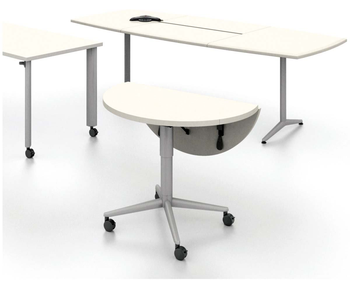 Other Home Furnitures Bangalore Furniture Manufacturers: Merge Tables From Allsteel Inc.
