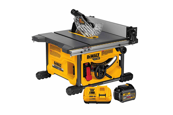 Dewalt flexvolt cordless table saw review tools of the trade dewalt flexvolt cordless table saw review tools of the trade table saws saws tool tests greentooth Image collections