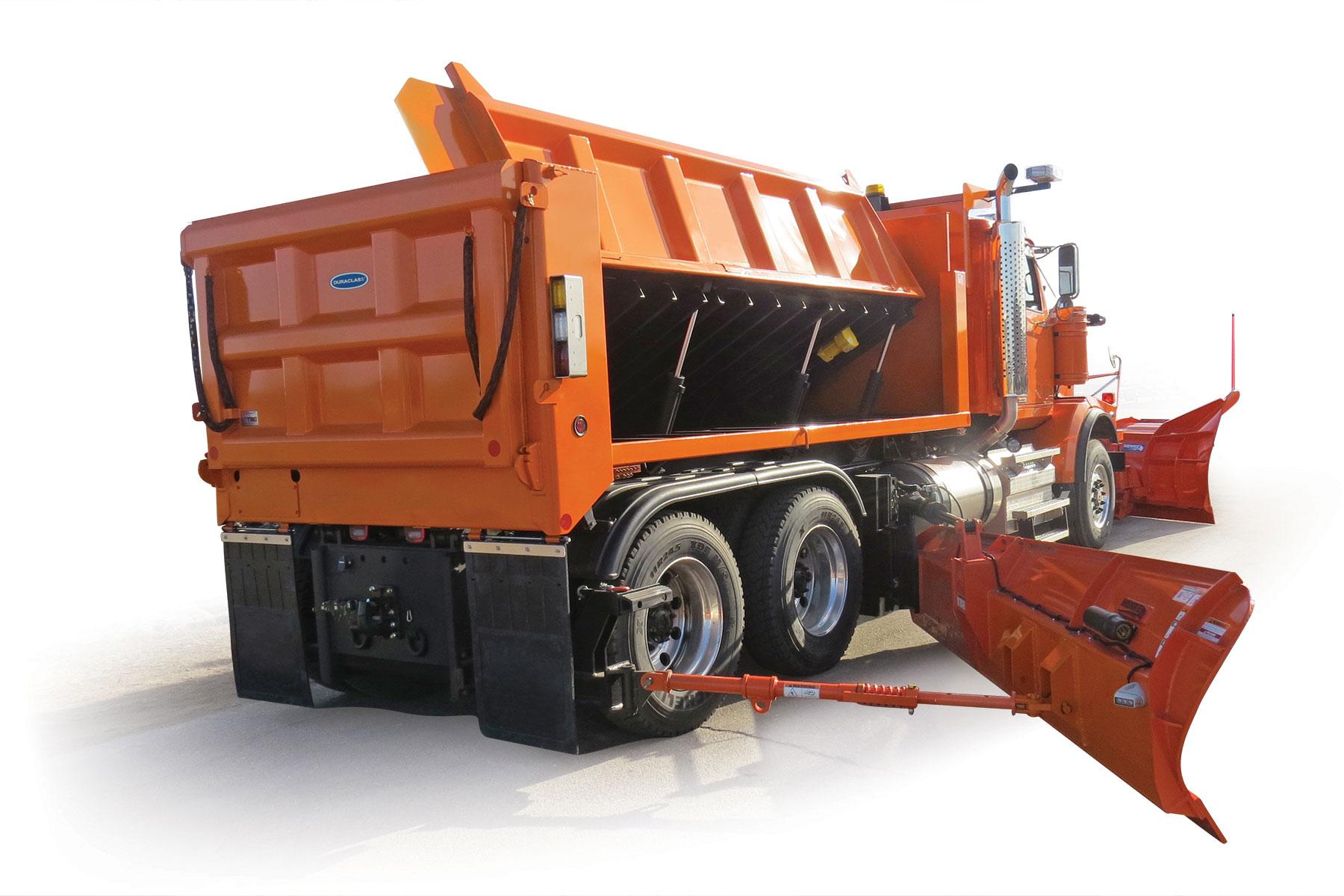 Sidewinder Dump Bodies From Duraclass Public Works