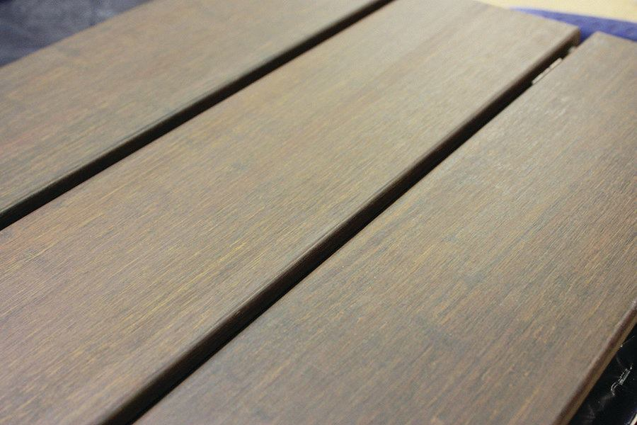 Dasso Xtr Fused Bamboo Decking Professional Deck Builder