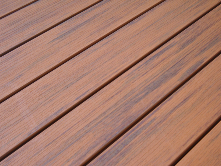 Timbertech launches new collection professional deck for Redwood vs composite decking