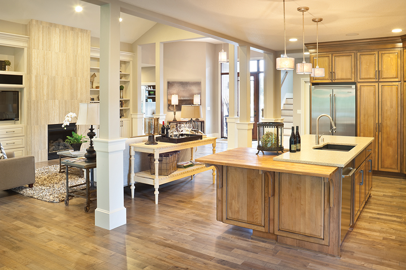 10 floor plans with great kitchens builder magazine plans