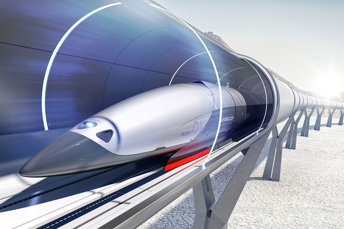New Initial Concept Released For Hyperloop Passenger Pod