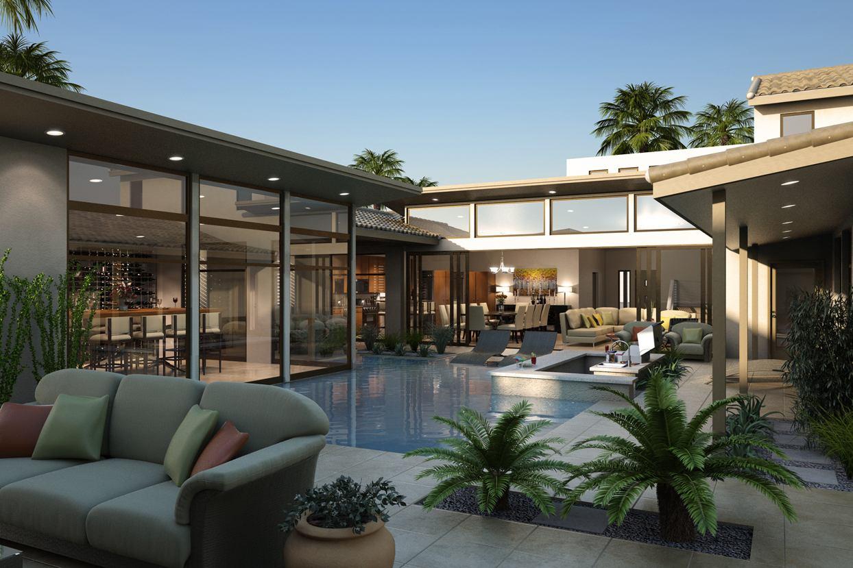 Top 15 Design Trends In Single Family Living Builder Magazine