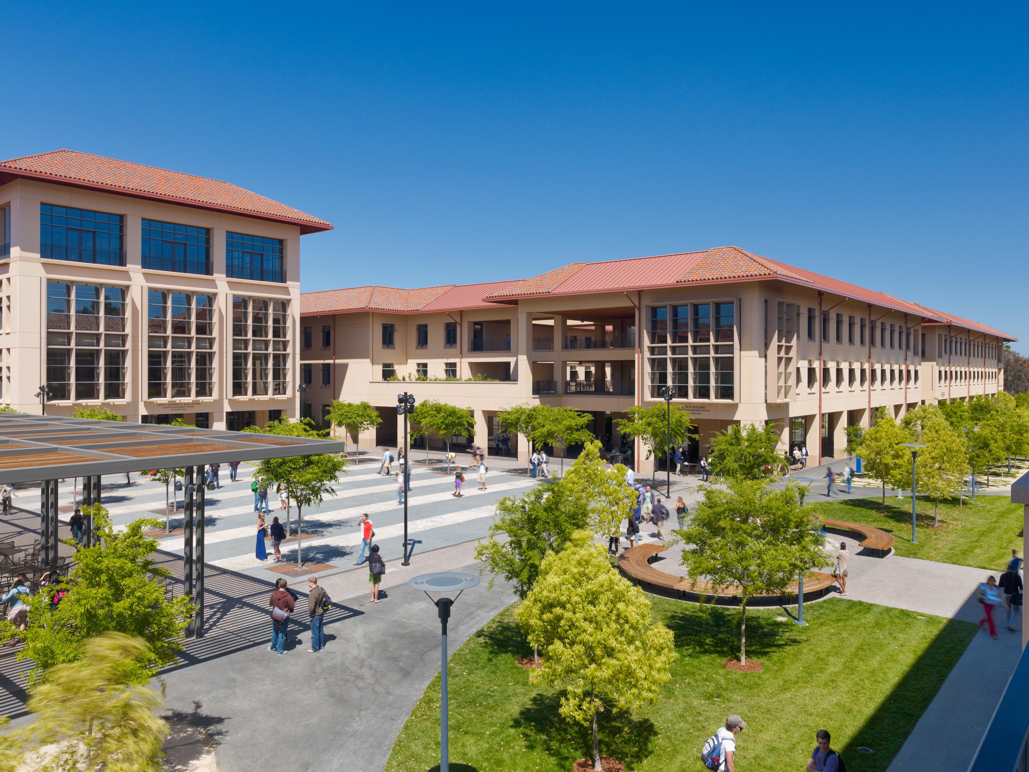 Stanford University Graduate School Of Business Knight