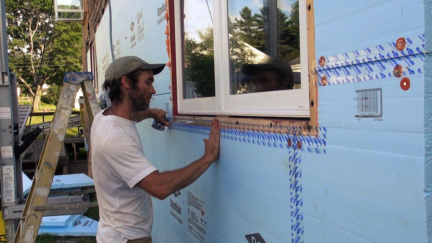 A Deep Energy Retrofit In Bangor Maine Jlc Online