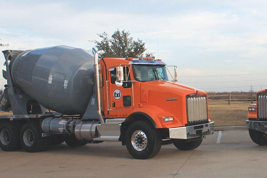 Kenworth Truck Co T800 Amp W900 Ready Mix Trucks