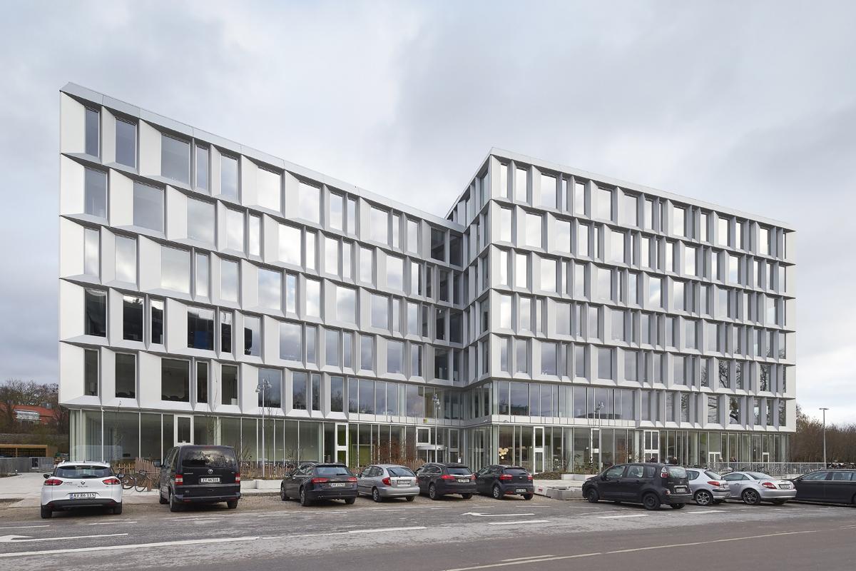 Microsoft Domicile Architect Magazine Henning Larsen