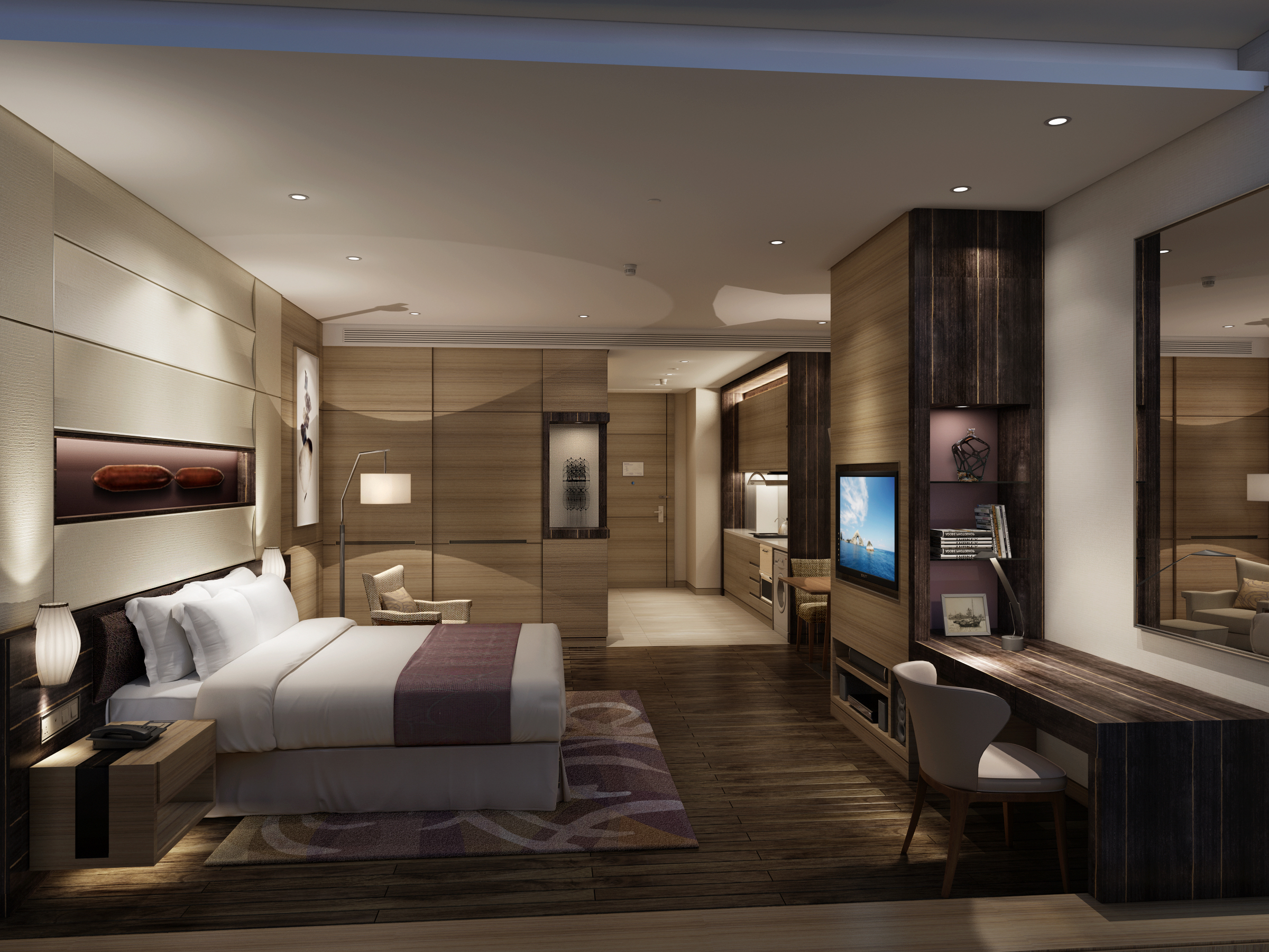 Ascott Serviced Apartment Wuxi Architect Magazine