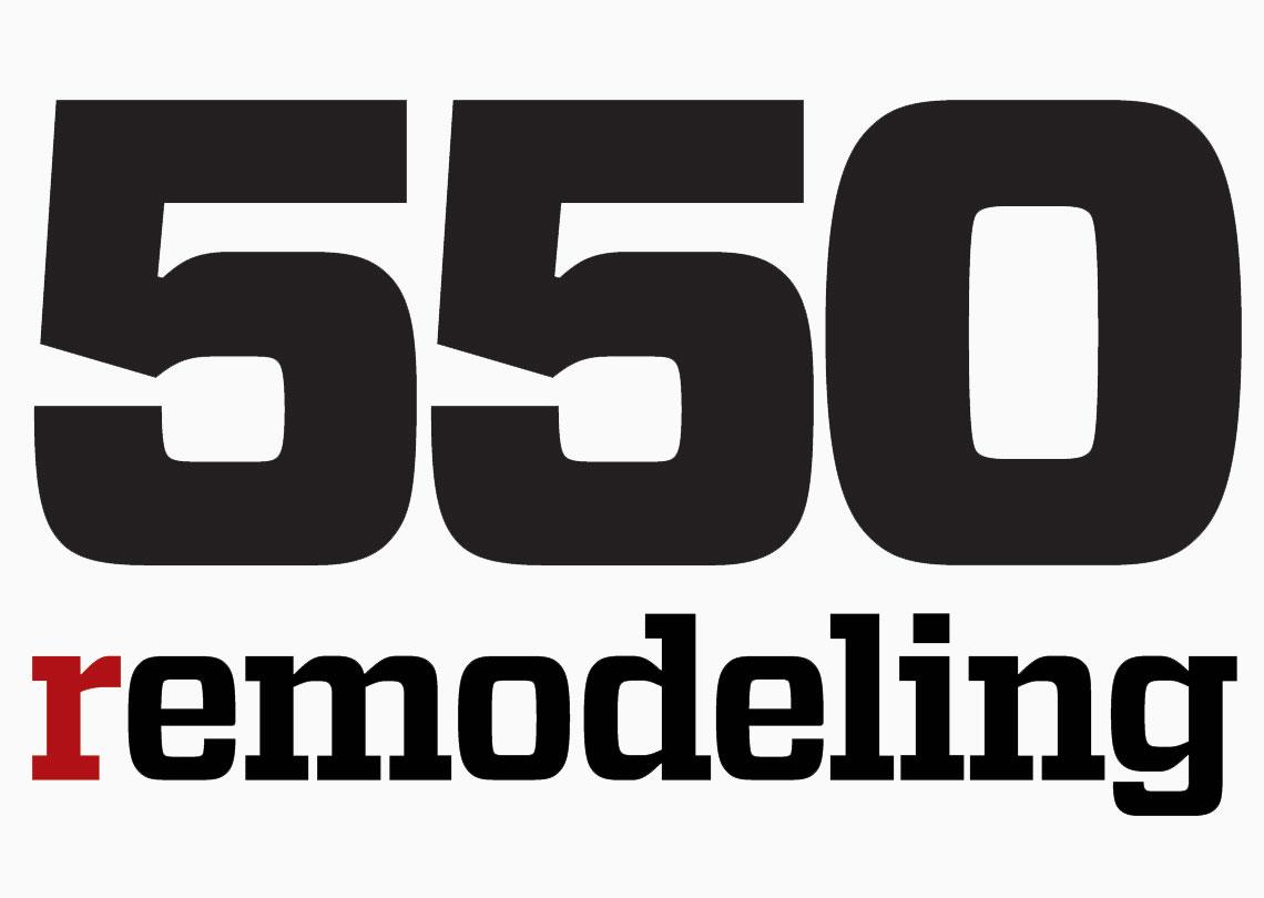 The 2016 Remodeling 550 List Remodeling Remodeling Trends