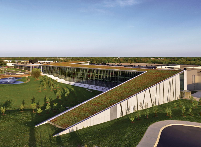 Tilt Up Offers Sustainable Option Concrete Construction