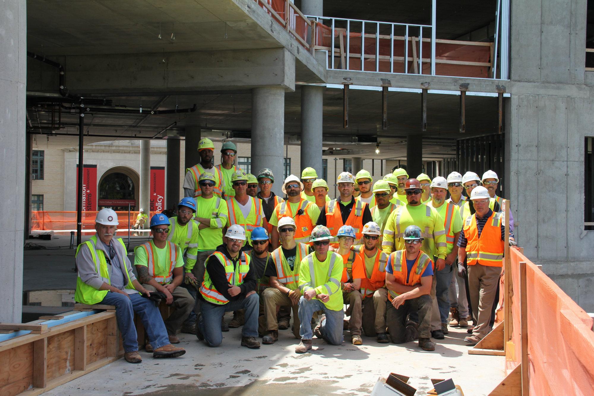 Pj Dick Concrete Construction Magazine Contractors